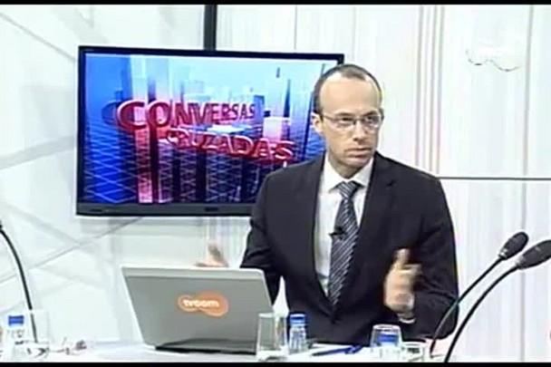 TVCOM Conversas Cruzadas. 3º Bloco. 14.04.16