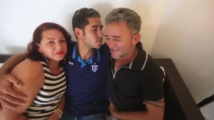 Renato em família
