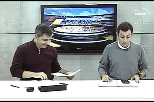 TVCOM Esportes. 1º Bloco. 02.06.16