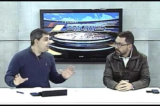 TVCOM Esportes. 3º Bloco. 21.06.16