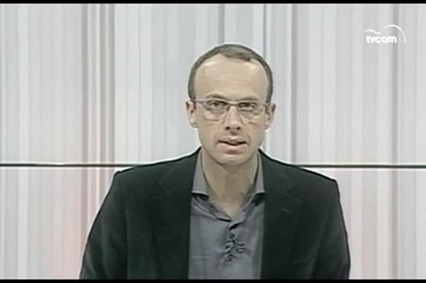 TVCOM Conversas Cruzadas. 1º Bloco. 01.07.16