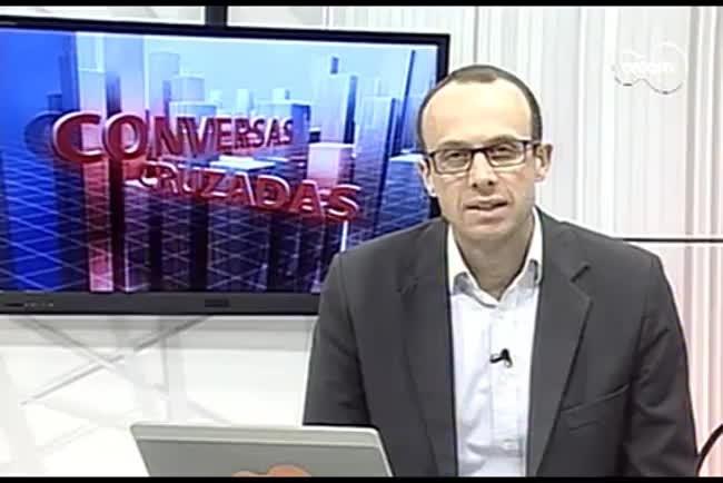 TVCOM Conversas Cruzadas. 2º Bloco. 27.07.16