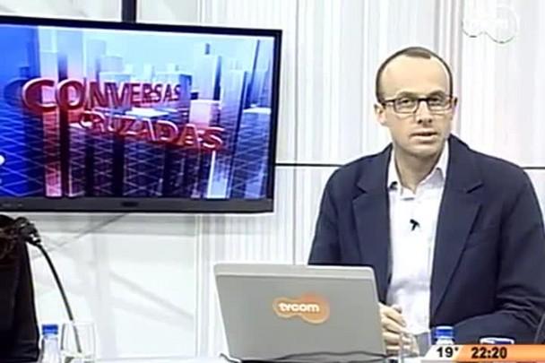 TVCOM Conversas Cruzadas. 2º Bloco. 15.08.16
