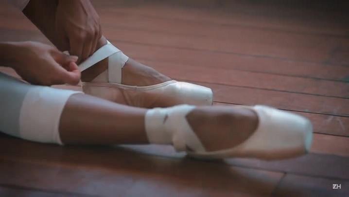 A bailarina de Alegrete
