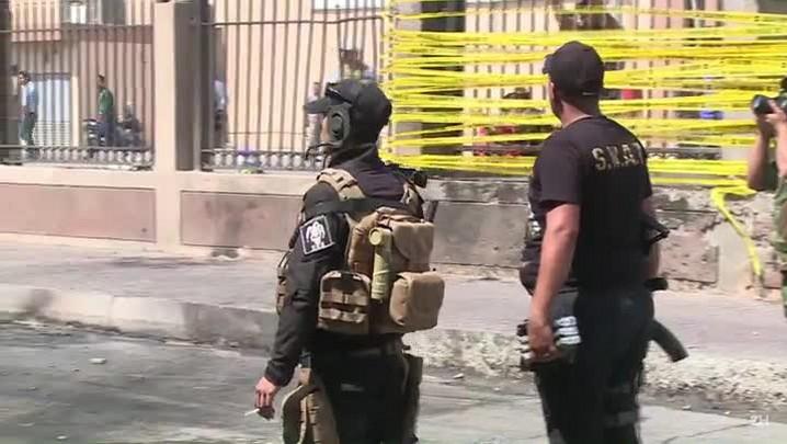 Atentados em Bagdá deixam 13 mortos