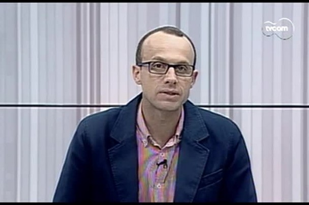 TVCOM Conversas Cruzadas. 1º Bloco. 09.09.16