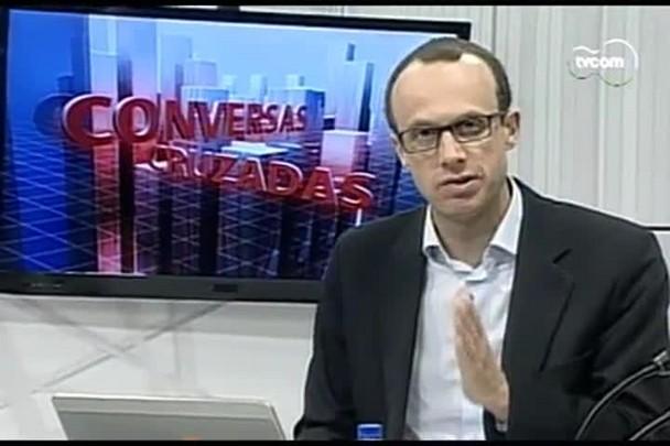 TVCOM Conversas Cruzadas. 2º Bloco. 29.09.16
