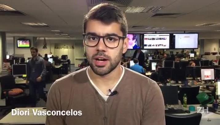 Diori Vasconcelos comenta a arbitragem de Guarani x Inter