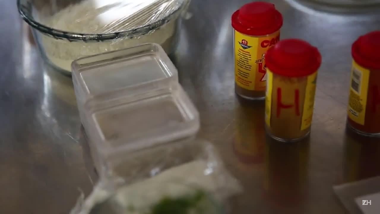 Aprenda a fazer hambúrguer de proteína de soja