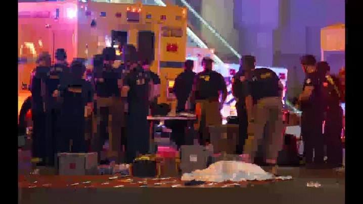 Polícia de Las Vegas encontra várias armas