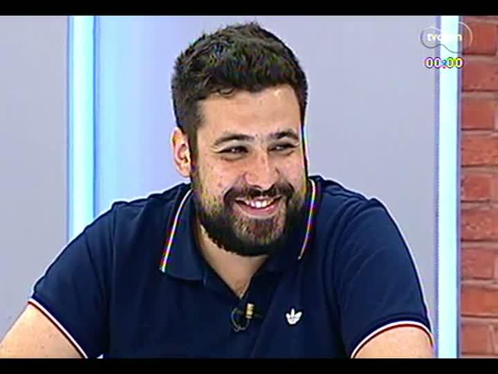 Mãos e Mentes - Júnior Maicá, criador do site O Bairrista - Bloco 3