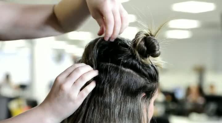 Aprenda a fazer o penteado de Kate Middleton