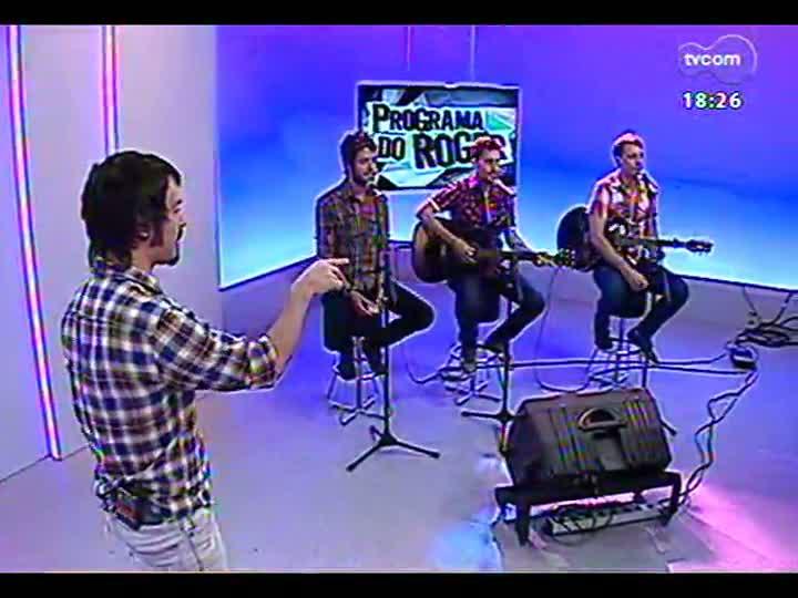 Programa do Roger - Confira a participação da banda Tópaz - bloco 4 - 04/02/2013