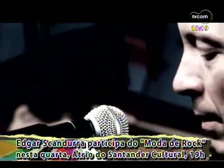 Programa do Roger - Confira a participação de Clarissa Mombelli - bloco 4 - 20/02/2013