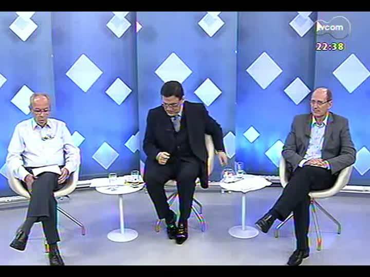Debate Eleições - Debate com os candidatos da eleição suplementar à prefeitura de NH - Bloco 3 - 25/02/2013
