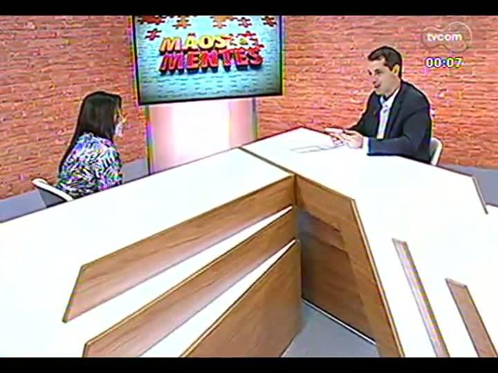 TVCOM Tudo Mais - Diretora da HappyHouse Brasil, Analisa de Medeiros Brum - Bloco 4 - 12/03/2013