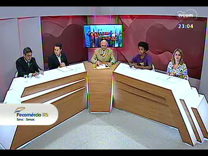 Conversas Cruzadas - Debate sobre os protestos contra as tarifas de ônibus de Porto Alegre - Bloco 4 - 28/03/2013