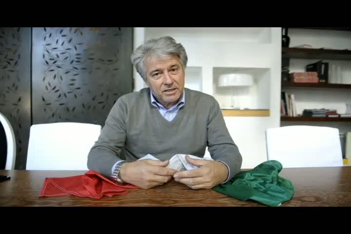 Giorgio Dalla Libera fala do que esperar da seleção Italiana na Copa das Confederações