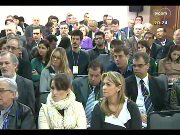 TVCOM 20 Horas - Saiba mais sobre a proposta de unificar as tarifas de transporte coletivo na Região Metropolitana - Bloco 3 - 21/05/2013