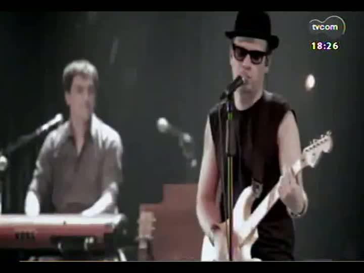 Programa do Roger - Confira o novo clipe da música \'Graffiti\' da banda Vera Loca - bloco 4 - 29/05/2013