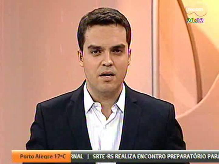 TVCOM 20 Horas - O que vai acontecer com as estradas federais gaúchas devolvidas à União? - Bloco 1 - 04/06/2013