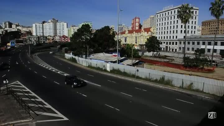 zh.doc: a cidade parada