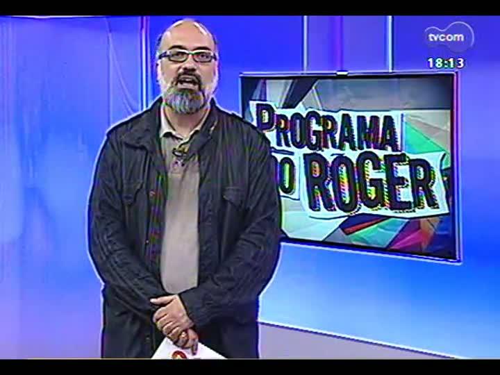 Programa do Roger - Confira um bate papo e a música do Projeto Antenório - bloco 3 - 21/08/2013
