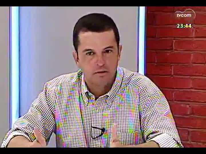 Mãos e Mentes - Inspetor técnico da Associação Brasileira de Criadores de Cavalo Crioulo, Rodrigo Py - Bloco 2 - 03/09/2013