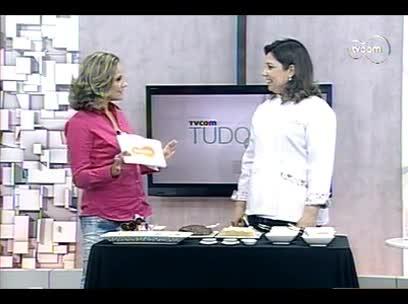 TVCOM Tudo Mais - Quadro Gastronomia - 2º bloco – 23/09/2013