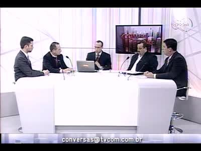 Conversas Cruzadas - Interdição parcial Cadeião do Estreito – 2º bloco – 14/10/2013