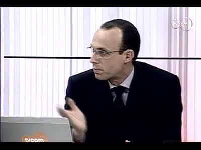 Conversas Cruzadas - Processos na justiça de SC - 2º bloco – 17/10/2013