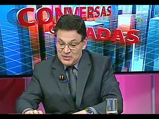 Conversas Cruzadas - Porto Alegre saberá receber adequadamente turistas e atletas durante a Copa do Mundo? - Bloco 4 - 28/10/2013