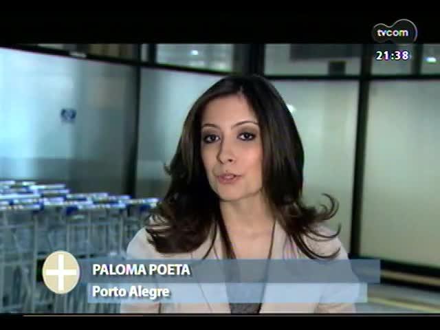TVCOM Tudo Mais - \'O mundo em Porto Alegre\': A história de um mexicano que se apaixonou por uma gaúcha e trouxe para Porto Alegre a gastronomia local