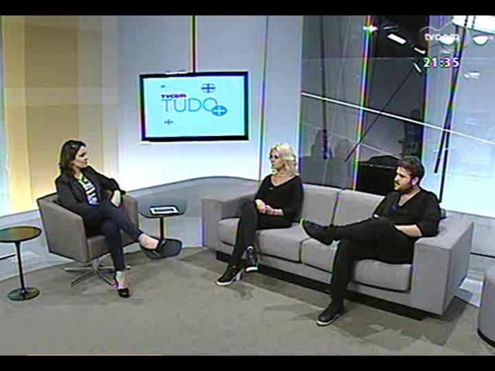 TVCOM Tudo Mais - Dupla de estilistas falam sobre a participação no Rio Moda Hype