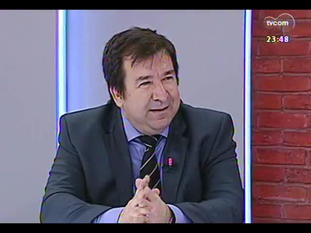Mãos e Mentes - Diretor-superintendente do Grupo Hospitalar Conceição, Dr. Nery Paes - Bloco 2 - 21/11/2013
