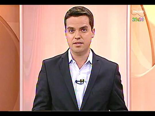 TVCOM 20 Horas - Repórter traz informações sobre a Assembleia Legislativa que há um mês não tem votação - Bloco 3 - 26/11/2013
