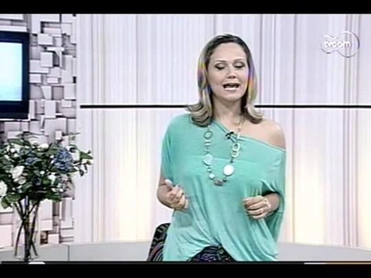 TVCOM Tudo Mais - 1o bloco - Mudança de cidade - 07/01/2014
