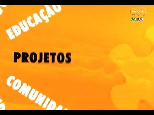 Mãos e Mentes - Fundador da ONG Canta Brasil Rubiélson Medeiros - Bloco 1 - 21/01/2014