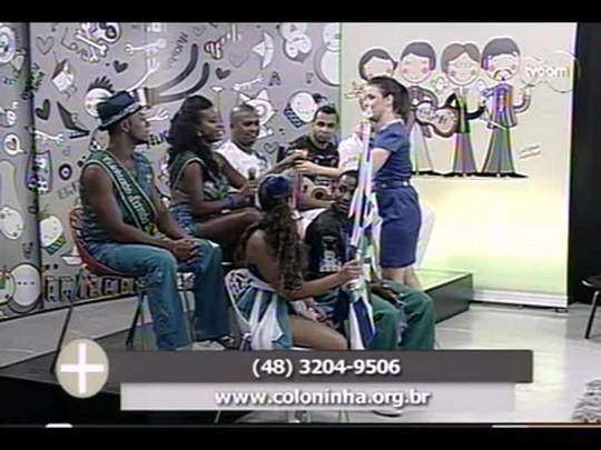 TVCOM Tudo+ - Unidos da Coloninha - 24/02/14