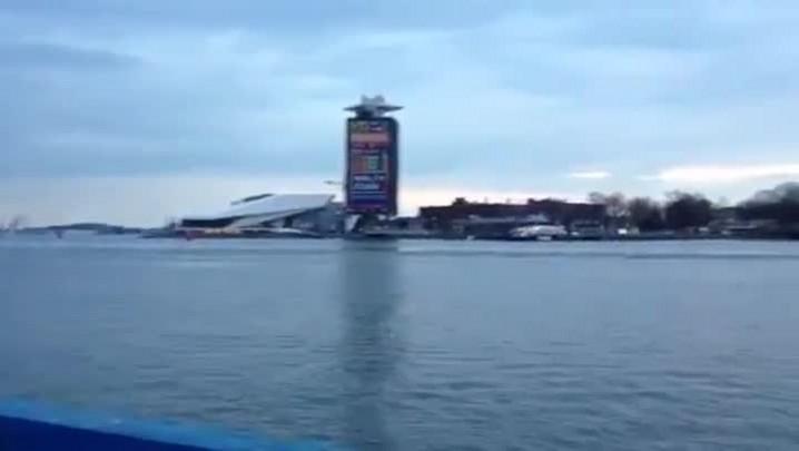 Amsterdã fica abaixo do mar, mas a expectativa holandesa com a Copa 2014 está acima de qualquer nível