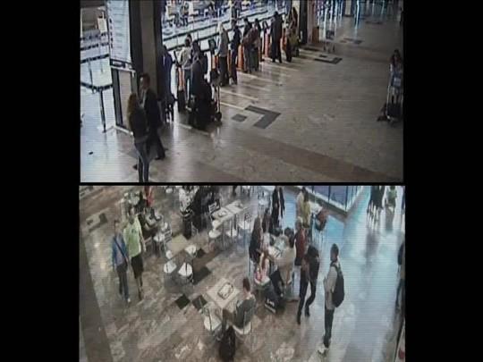 Veja no Porto da Copa deste sábado: Aeroporto de POA é alvo de criminosos