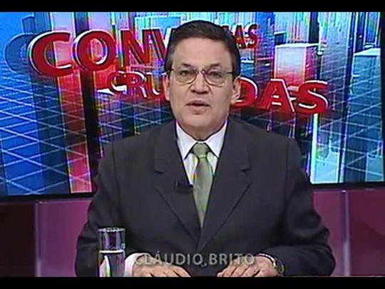 Conversas Cruzadas - Debate sobre a democracia brasileira - Bloco 1 - 21/04/2014