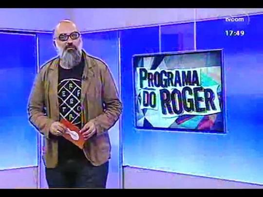 Programa do Roger - Banda Quartchêto - Bloco 1 - 17/04/2014