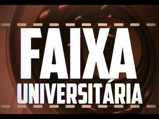 Faixa Universitária - \'A Volta do Vinil\' da Unifra