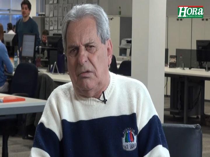 """Miguel Livramento: \""""Tiago Volpi, Paulo Baier e a dupla de zaga da Chapecoense são os únicos destaques Catarinenses na Série A\"""""""
