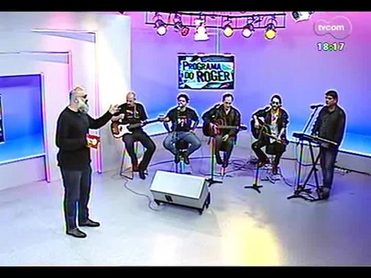 Programa do Roger - Banda El Rey - Bloco 4 - 07/07/2014