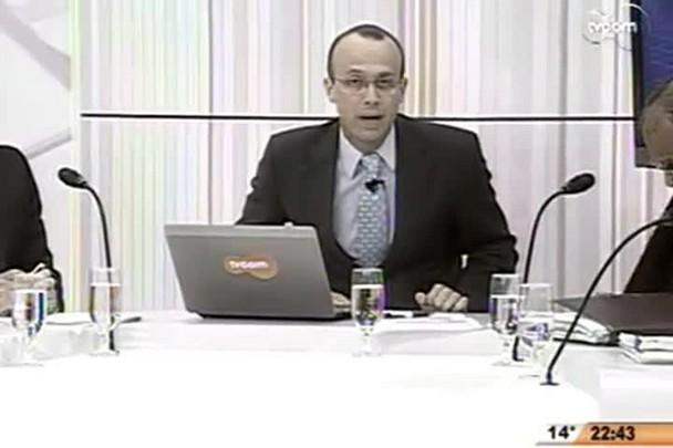 Conversas Cruzadas - Constitucionalidade do IPTU - 3º Bloco - 05/08/14