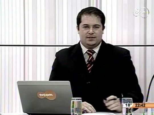 Conversas Cruzadas - Debate entre Candidatos a Vice governador - 3ºBloco - 07.08.14