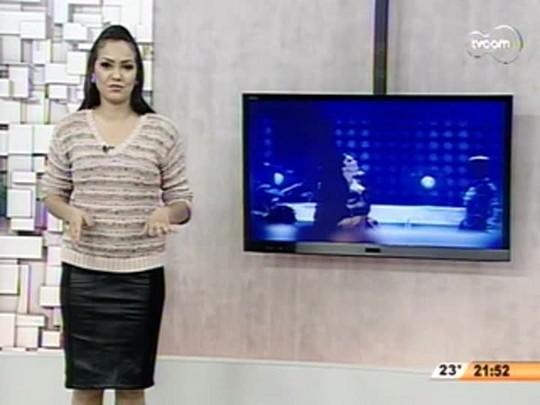 TVCOM Tudo+ - Entrevista Ivete Sangalo - 11.08.14