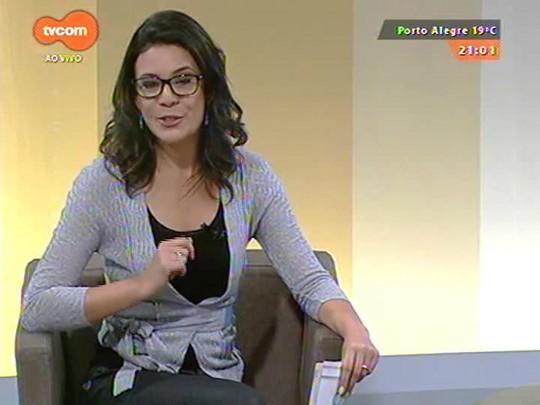 TVCOM Tudo Mais - \'DRnaTV\': Fabrício Carpinejar busca a resposta de por que as mulheres não confiam em homem que trabalha à noite?